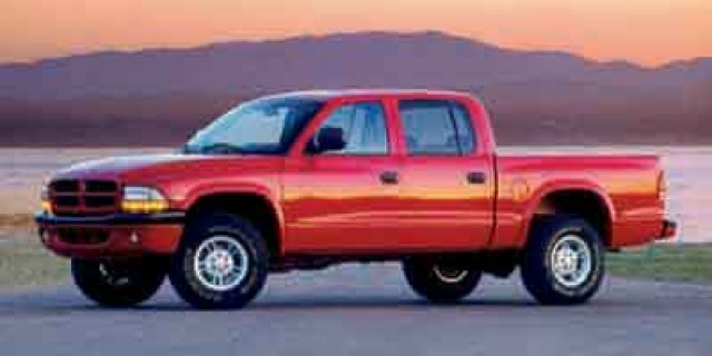 Pre-Owned 2002 Dodge Dakota Sport