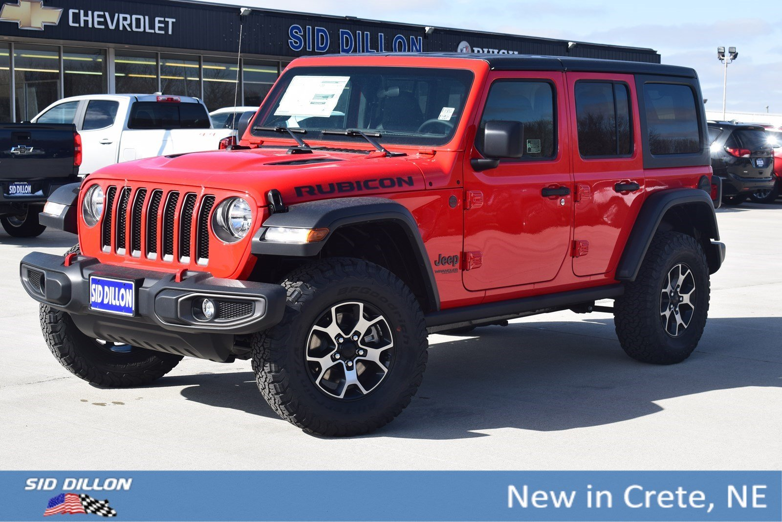 New 2018 Jeep Wrangler Unlimited Rubicon Convertible in ...