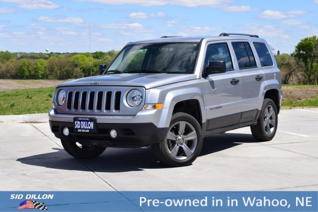 Pre Owned 2016 Jeep Patriot Sport Se Suv In Wahoo 5k486a Sid