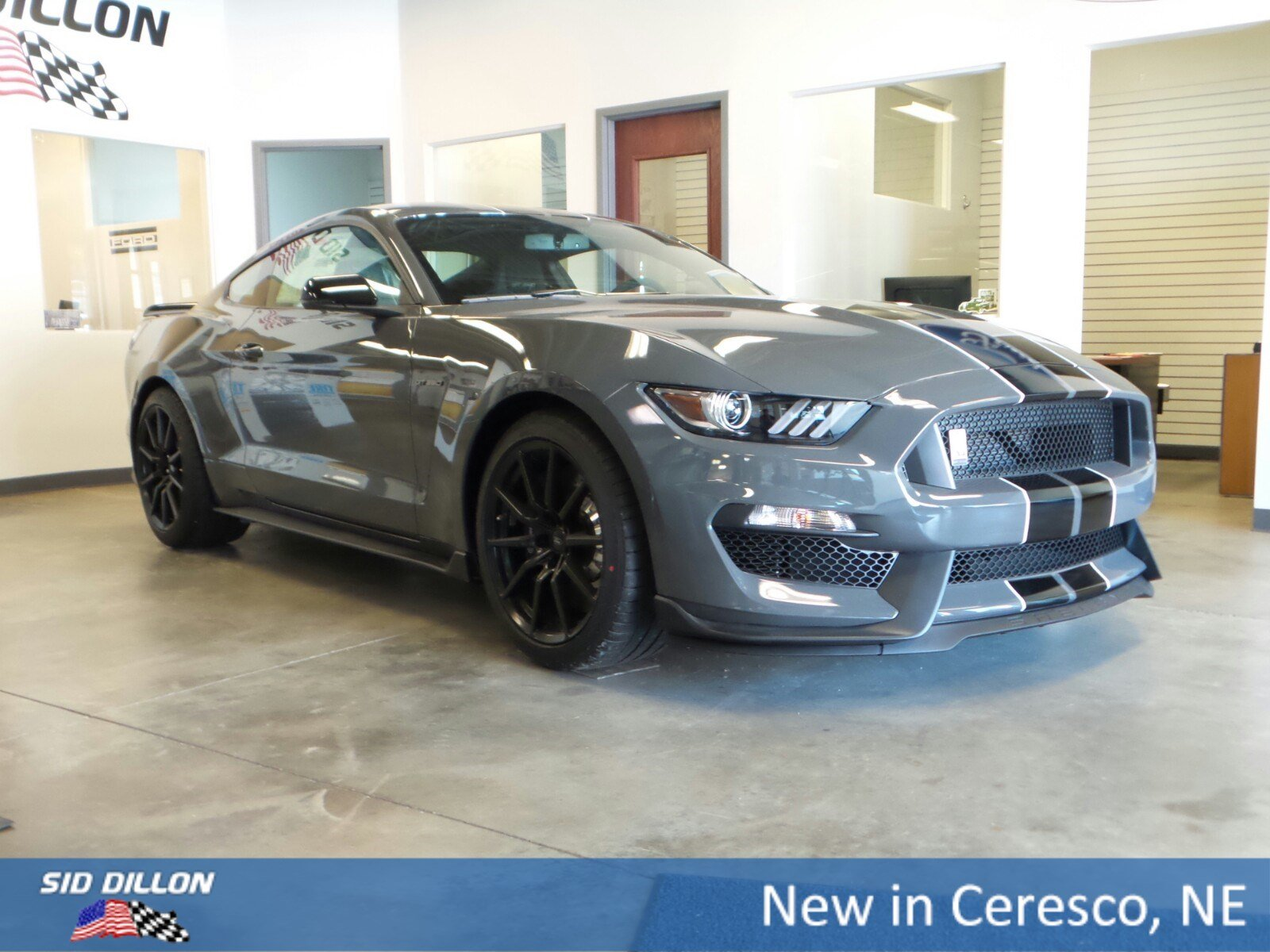 New 2018 Ford Mustang Shelby GT350 2 Door Coupe in Ceresco 9J214