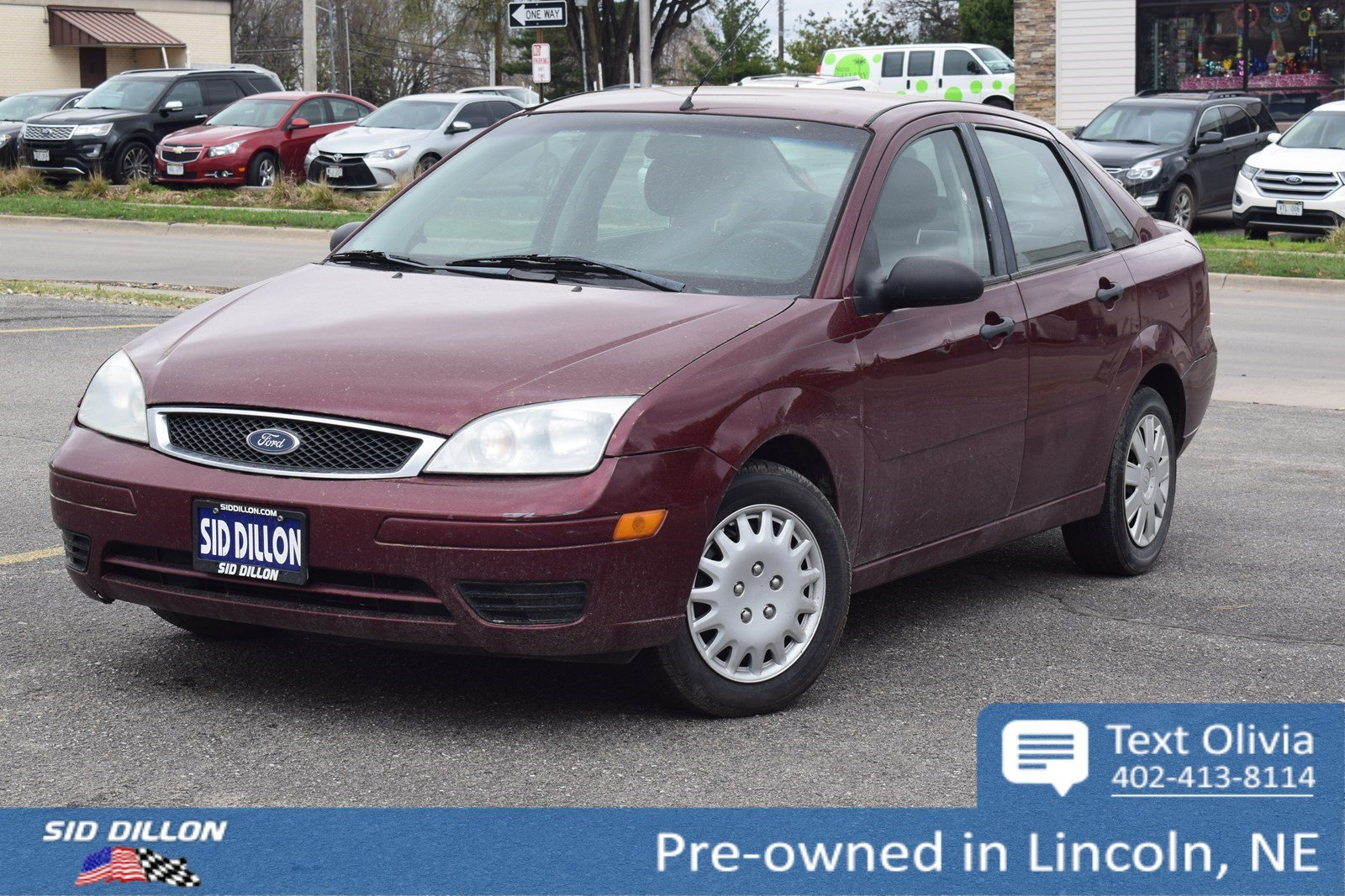 Pre-Owned 2006 Ford Focus SE