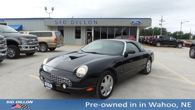 Pre-Owned 2003 Ford Thunderbird Premium