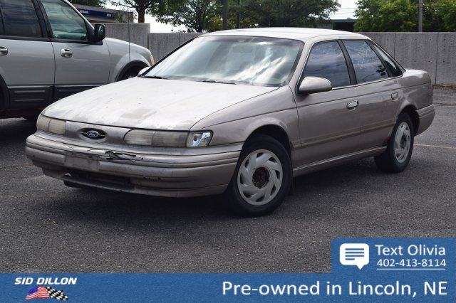 Pre-Owned 1995 Ford Taurus GL