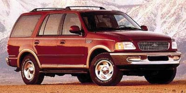 Pre-Owned 1997 Ford Expedition XLT