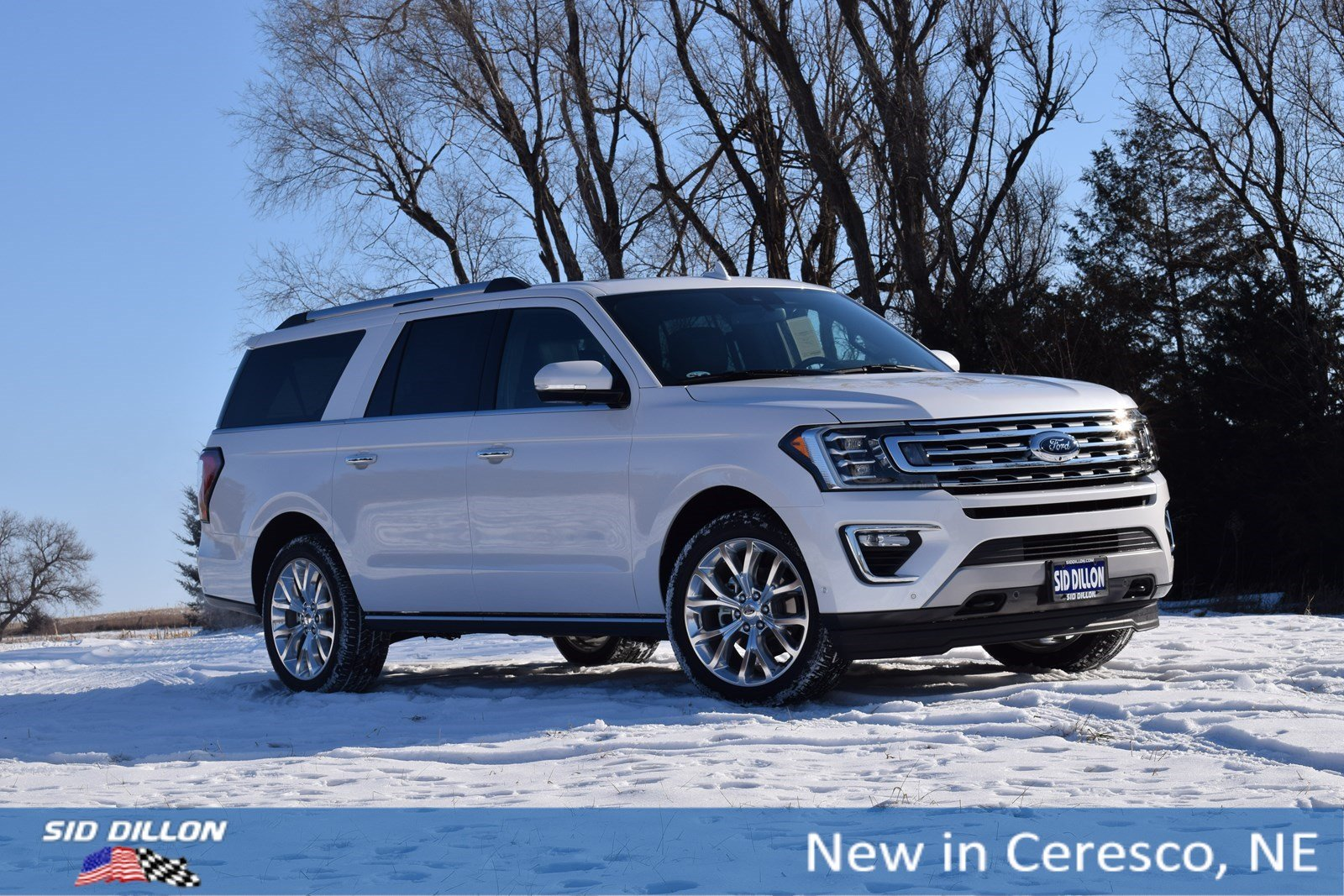 New 2018 Ford Expedition Limited Suv In Ceresco 9j085