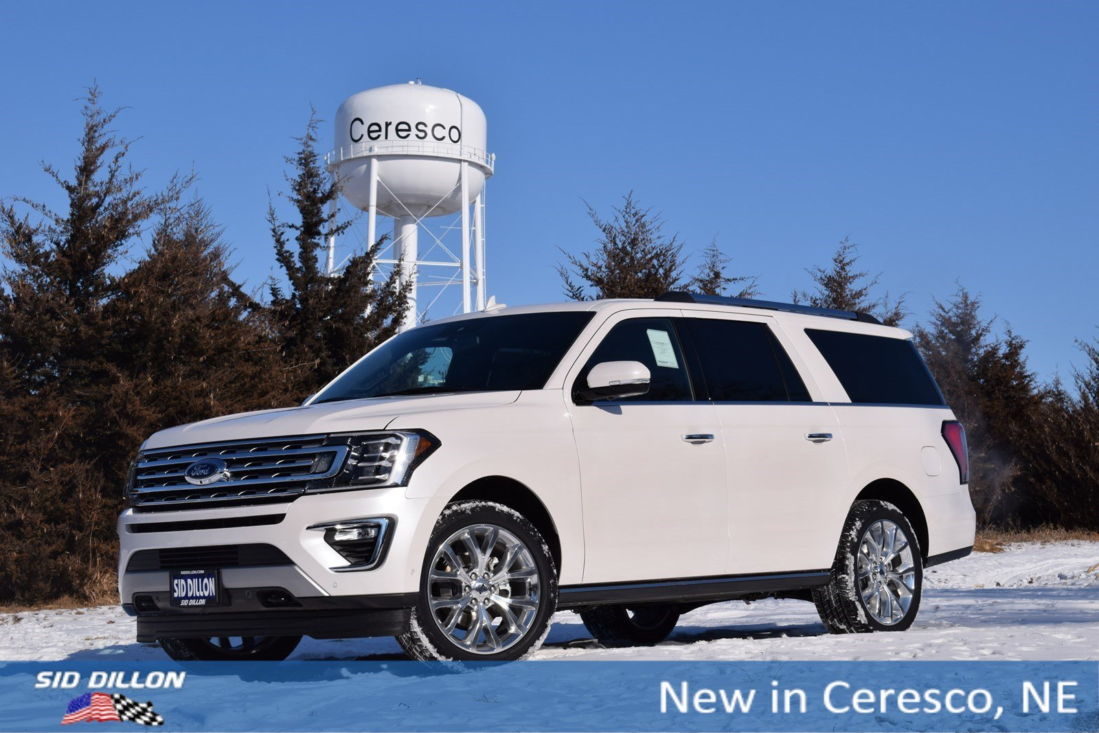 New 2018 Ford Expedition Limited SUV in Ceresco #9J085 | Sid Dillon Auto Group