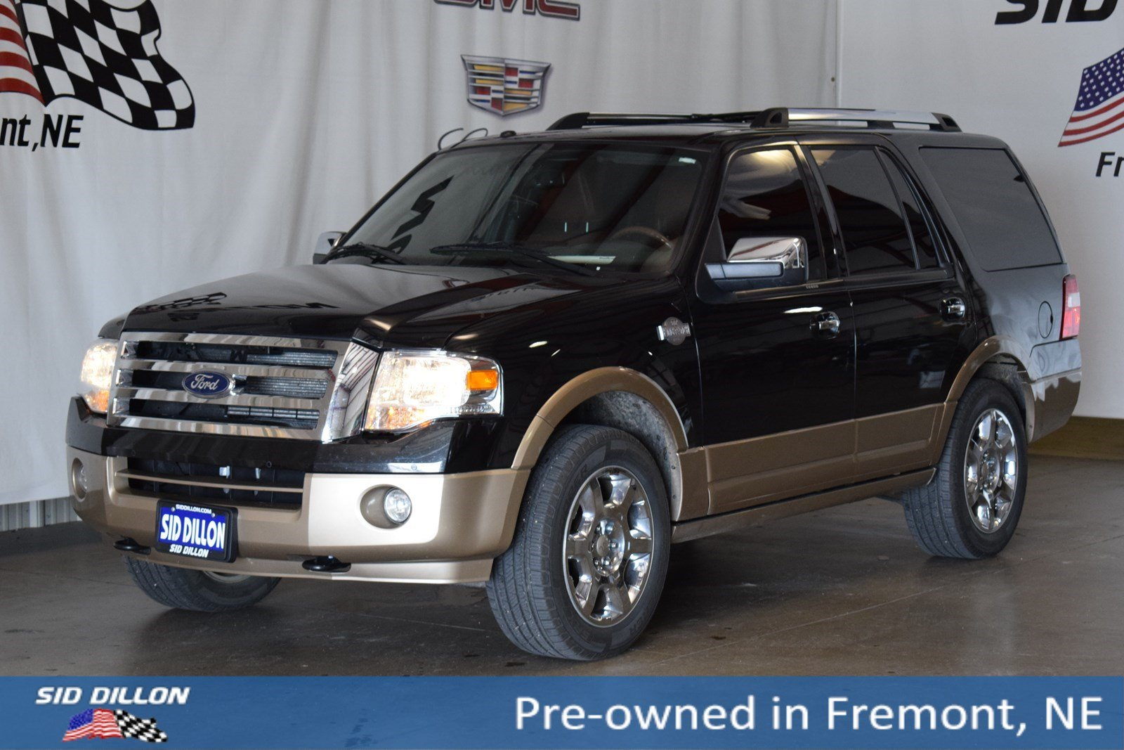 Pre owned 2014 ford expedition king ranch