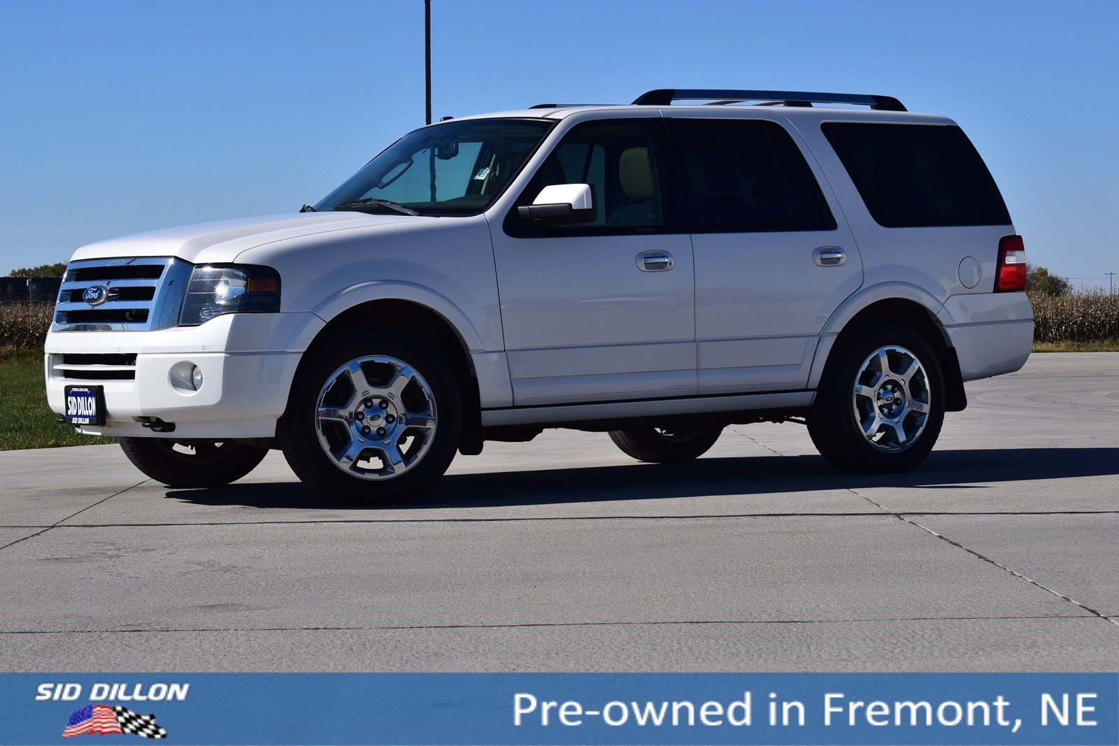 Pre owned 2013 ford expedition limited