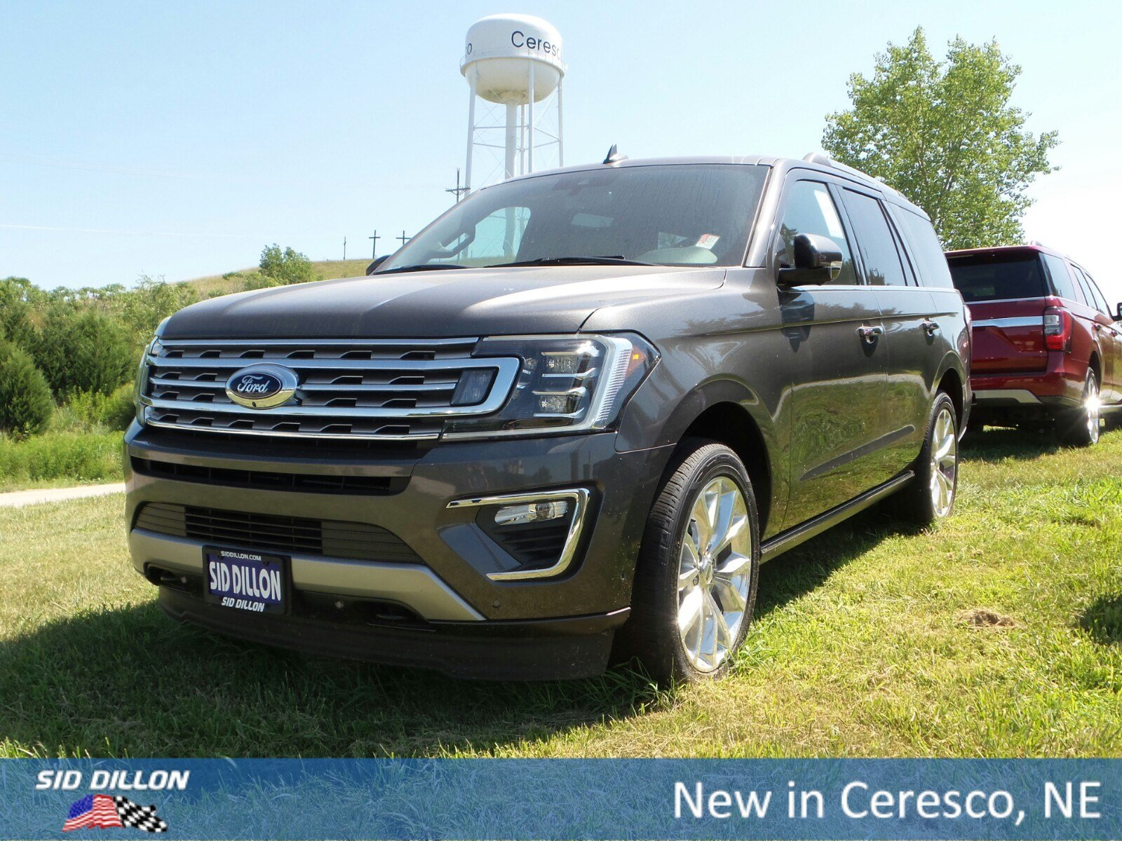 New 2018 Ford Expedition Limited SUV in Ceresco 9J240