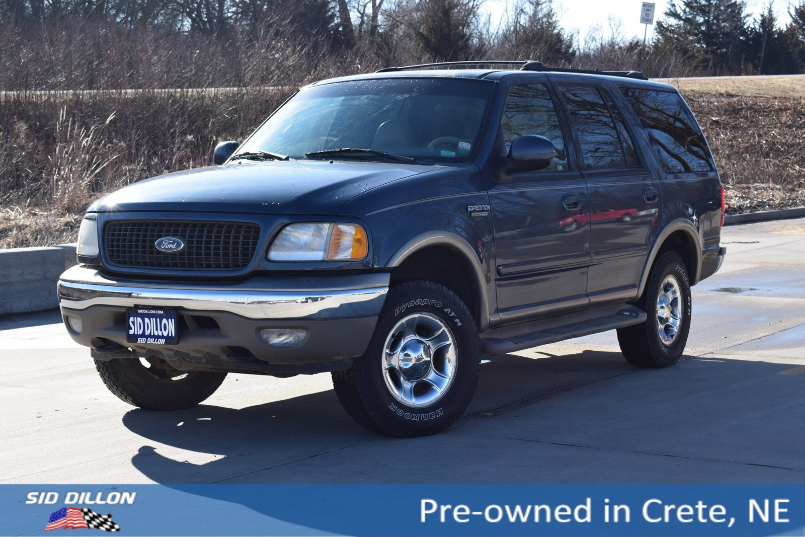 Pre Owned 2000 Ford Expedition Ed Bauer