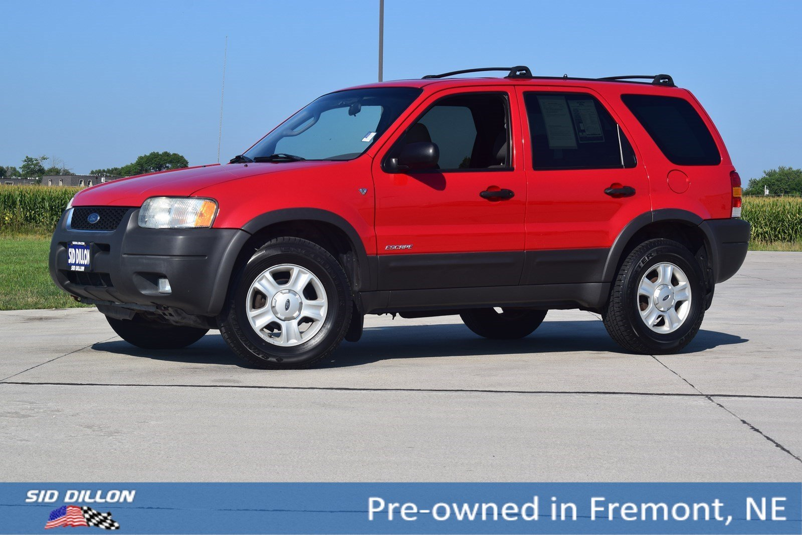 Pre Owned 2002 Ford Escape Xlt Sport