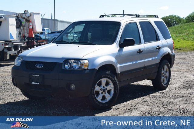 Ford Escape Sport >> Pre Owned 2005 Ford Escape Xlt Sport 4wd