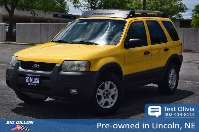 Pre-Owned 2003 Ford Escape XLT Sport
