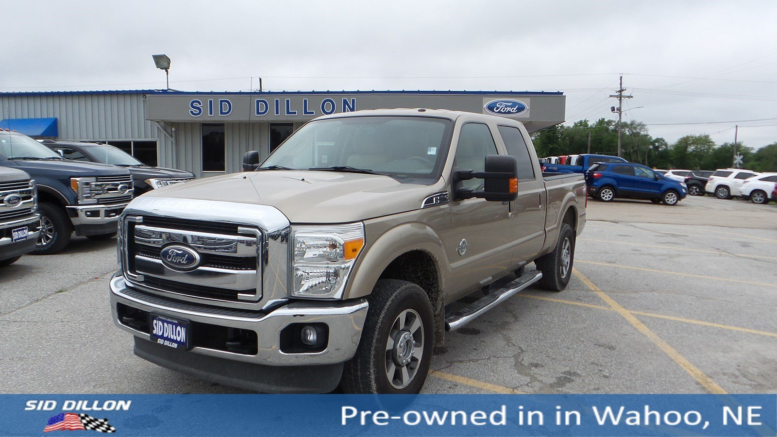Pre-Owned 2011 Ford F-250 Lariat
