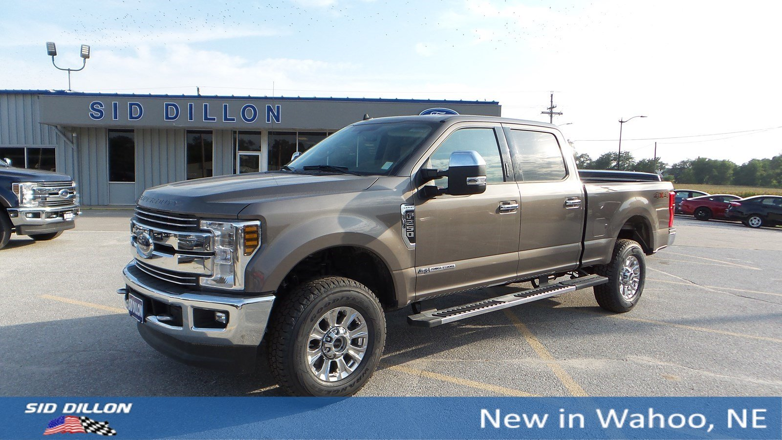 New 2019 Ford F-250 LARIAT
