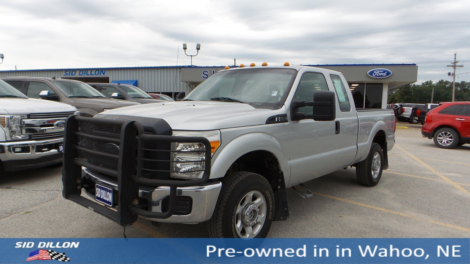 Pre-Owned 2013 Ford F-250 XL