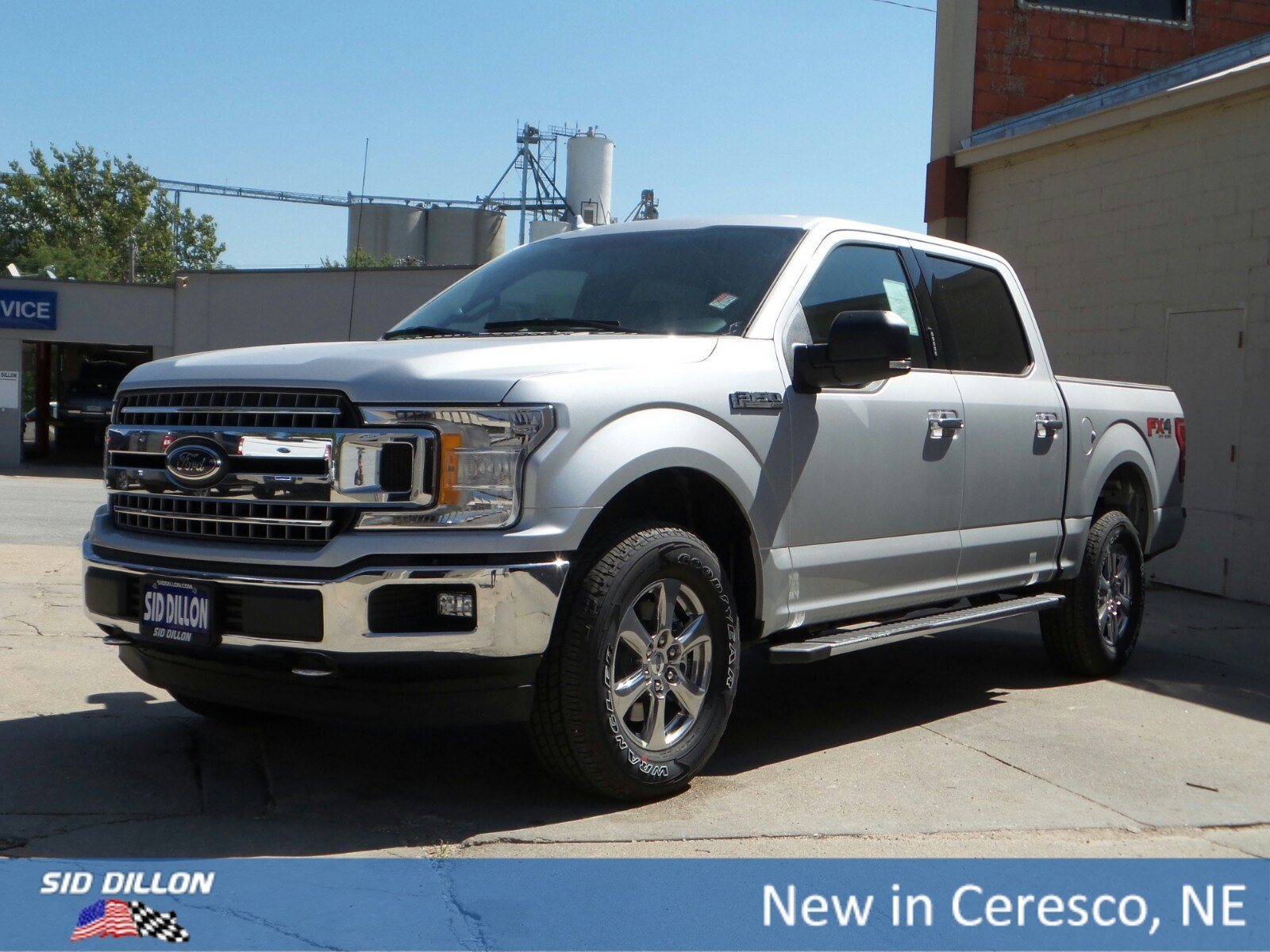 New 2018 Ford F 150 Xlt Crew Cab In Ceresco 9j293 Sid Dillon Auto 1999 3500 Dodge Transfer Case Vacume Lines