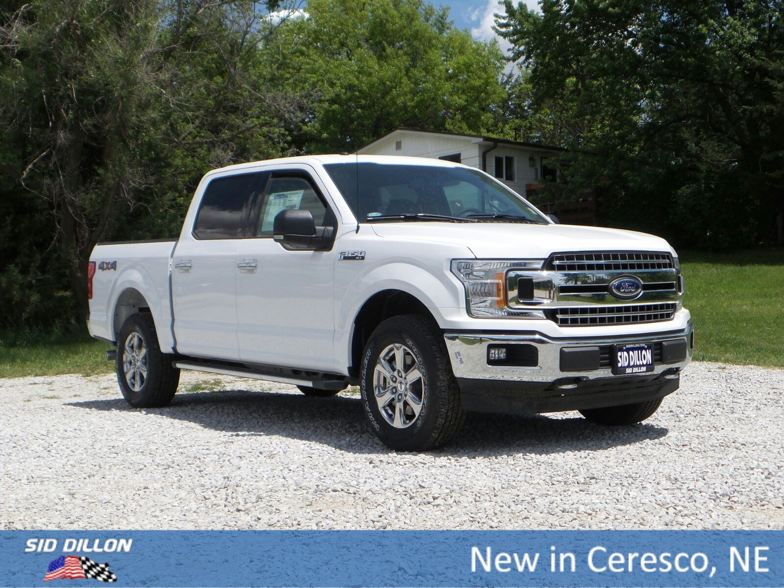New 2018 Ford F 150 XLT Crew Cab in Ceresco 9J196