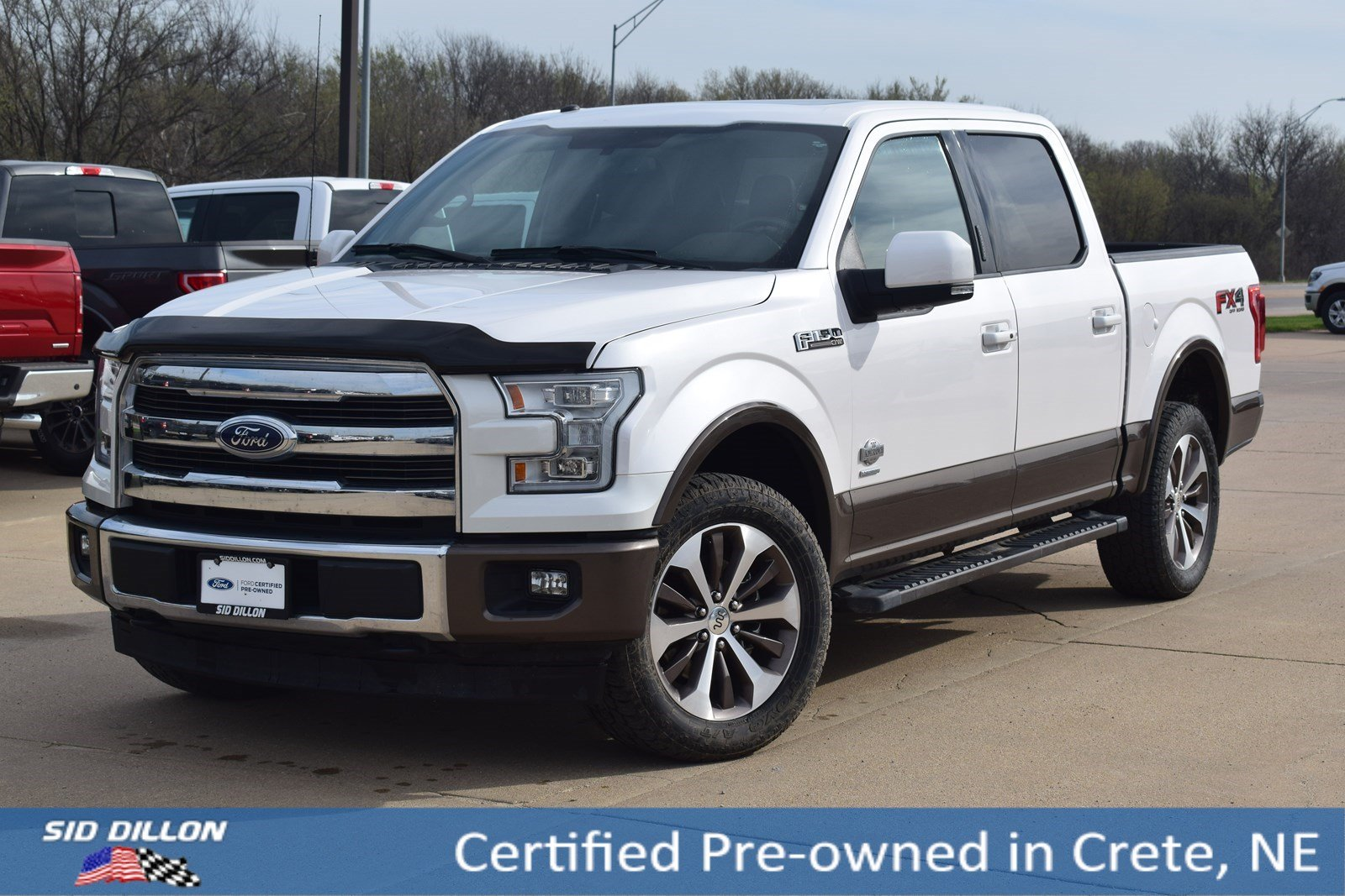 Certified Pre Owned 2017 Ford F 150 King Ranch