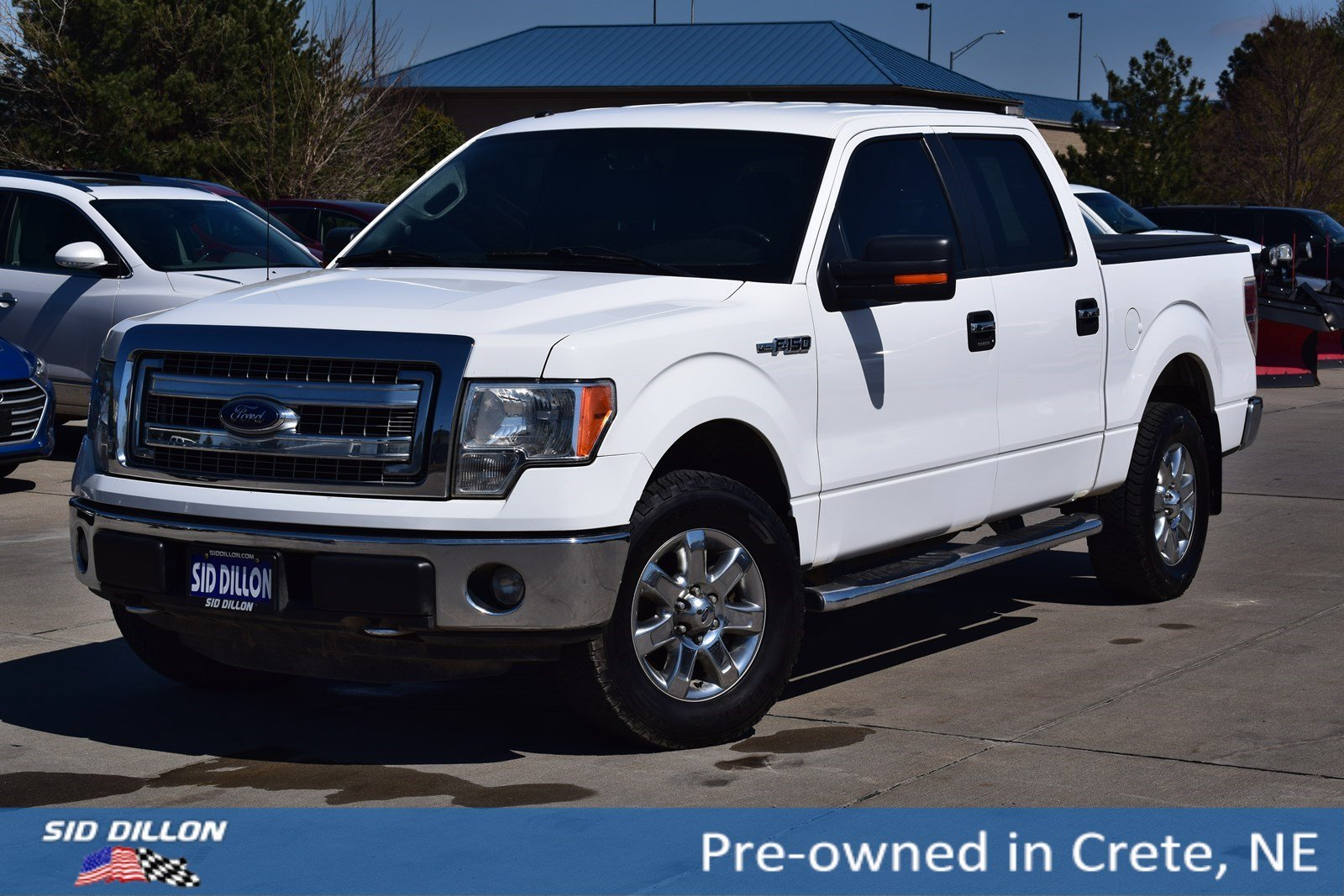 Ford F150 Xlt >> Pre Owned 2014 Ford F 150 Xlt 4wd