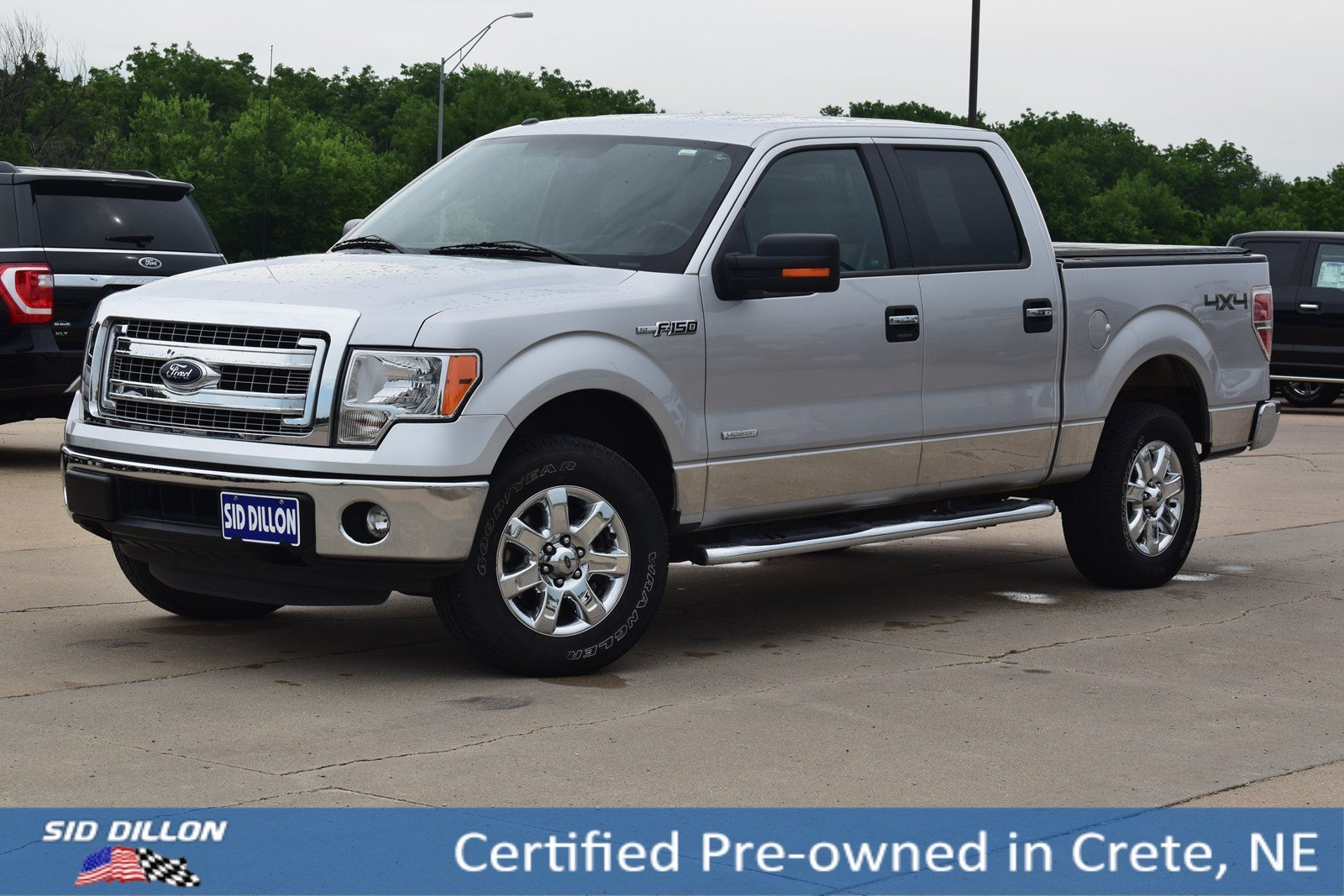Certified Pre-Owned 2014 Ford F-150 XLT