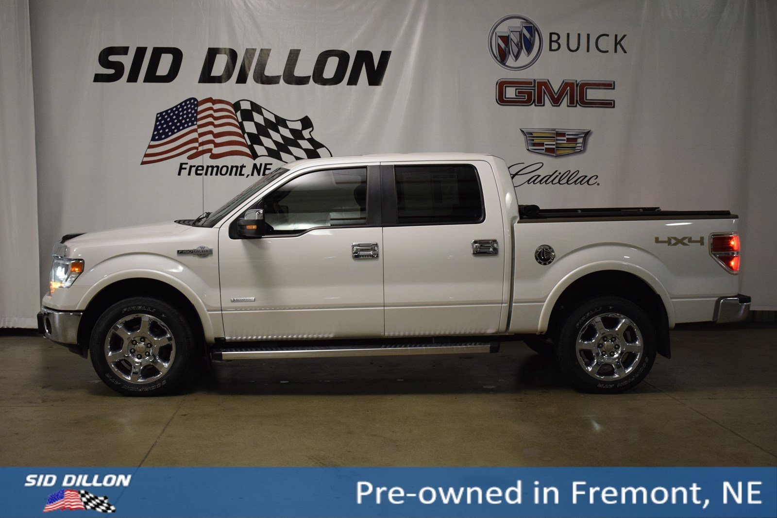 Pre-Owned 2014 Ford F-150 Lariat