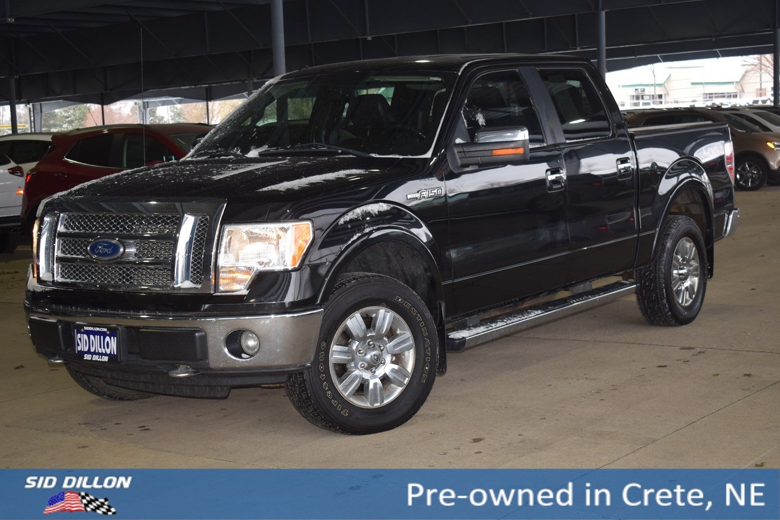 Pre owned 2010 ford f 150 lariat
