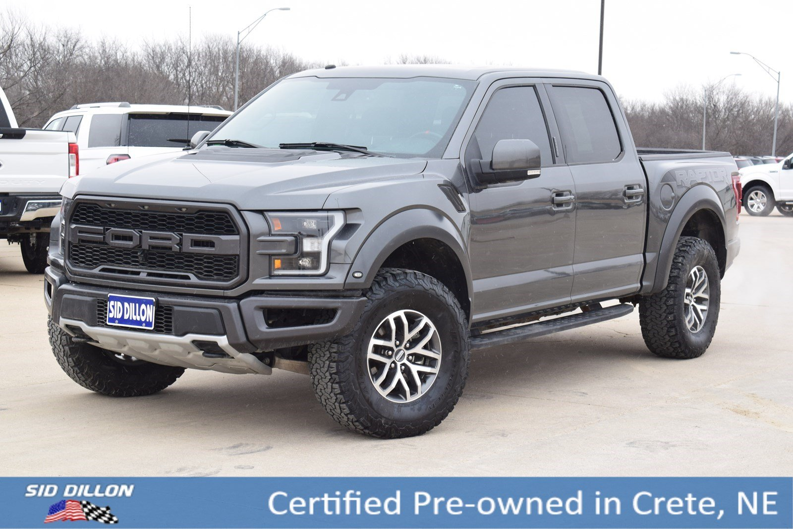 Certified Pre Owned 2017 Ford F 150 Raptor