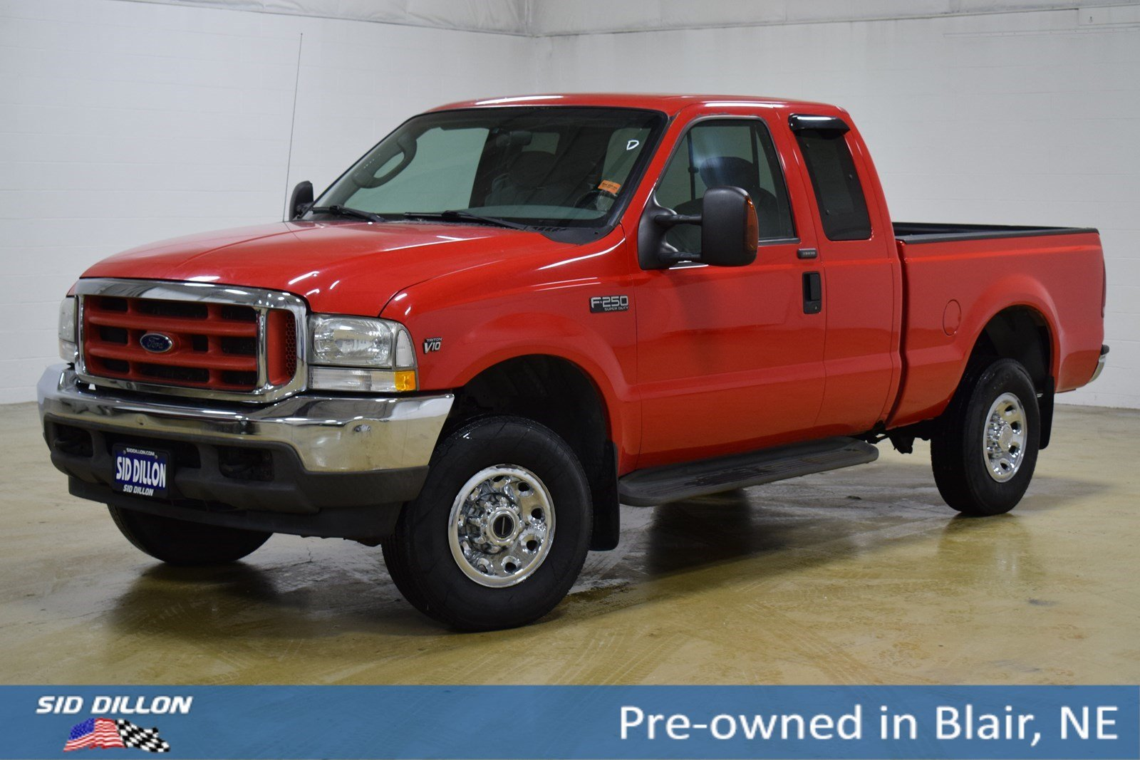 Pre-Owned 2004 Ford F-250 XLT