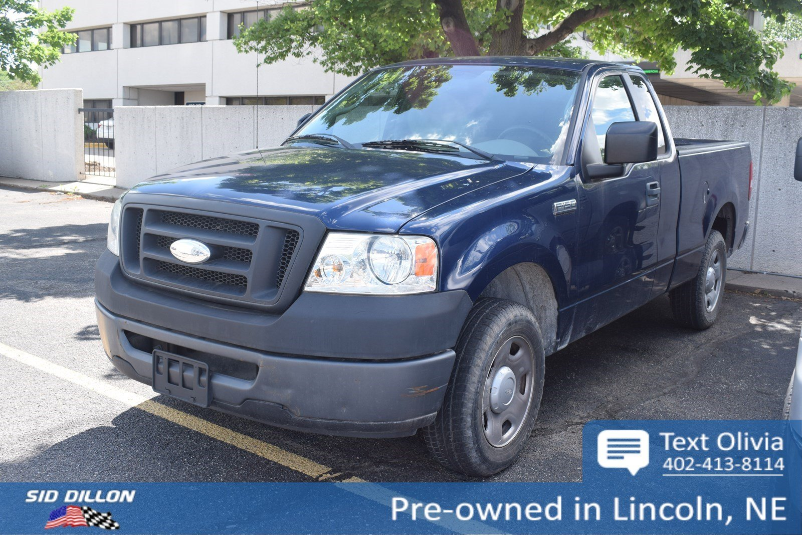 Pre-Owned 2007 Ford F-150 XL