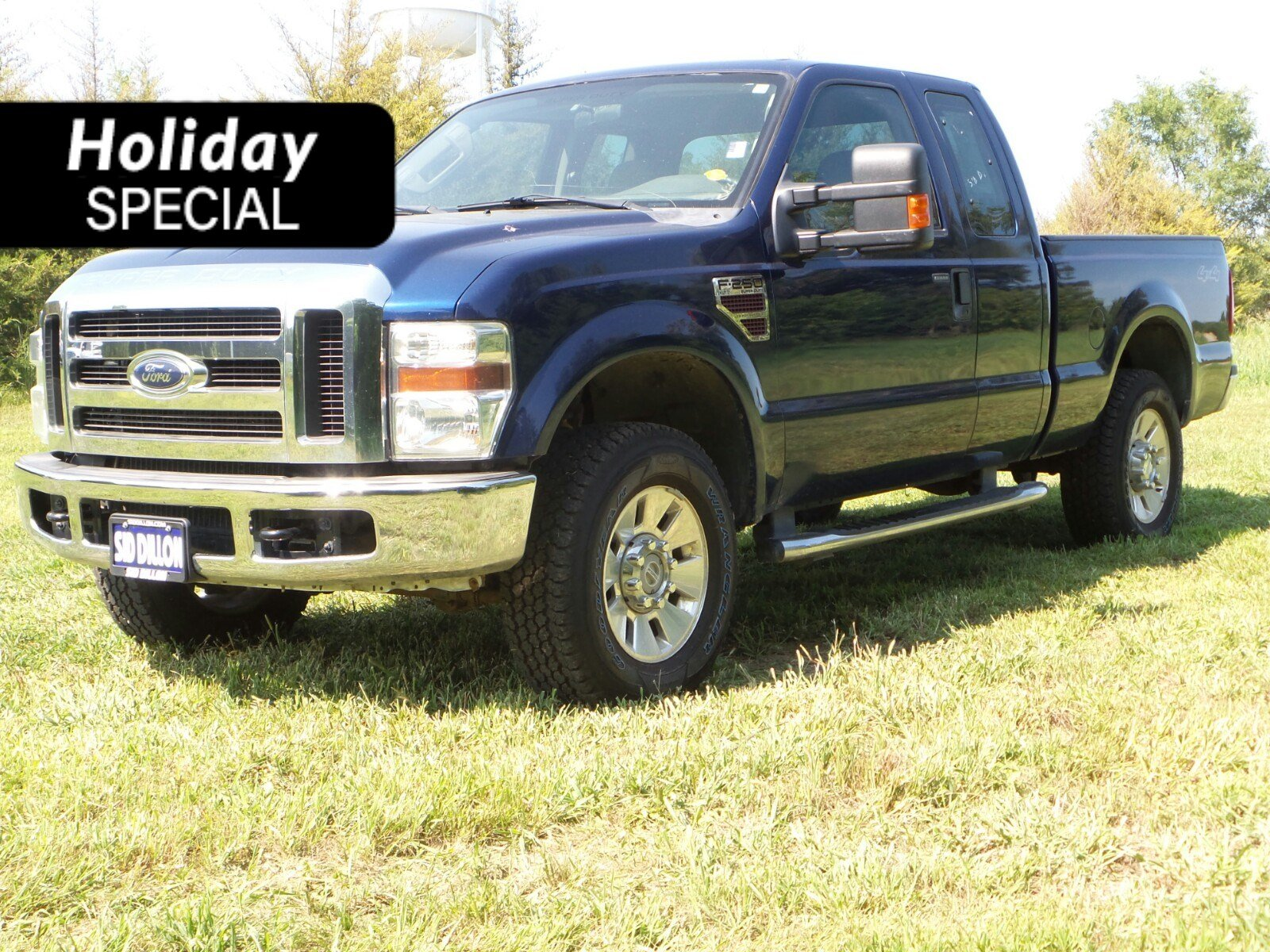 Pre owned 2008 ford f 250 xlt needs engine
