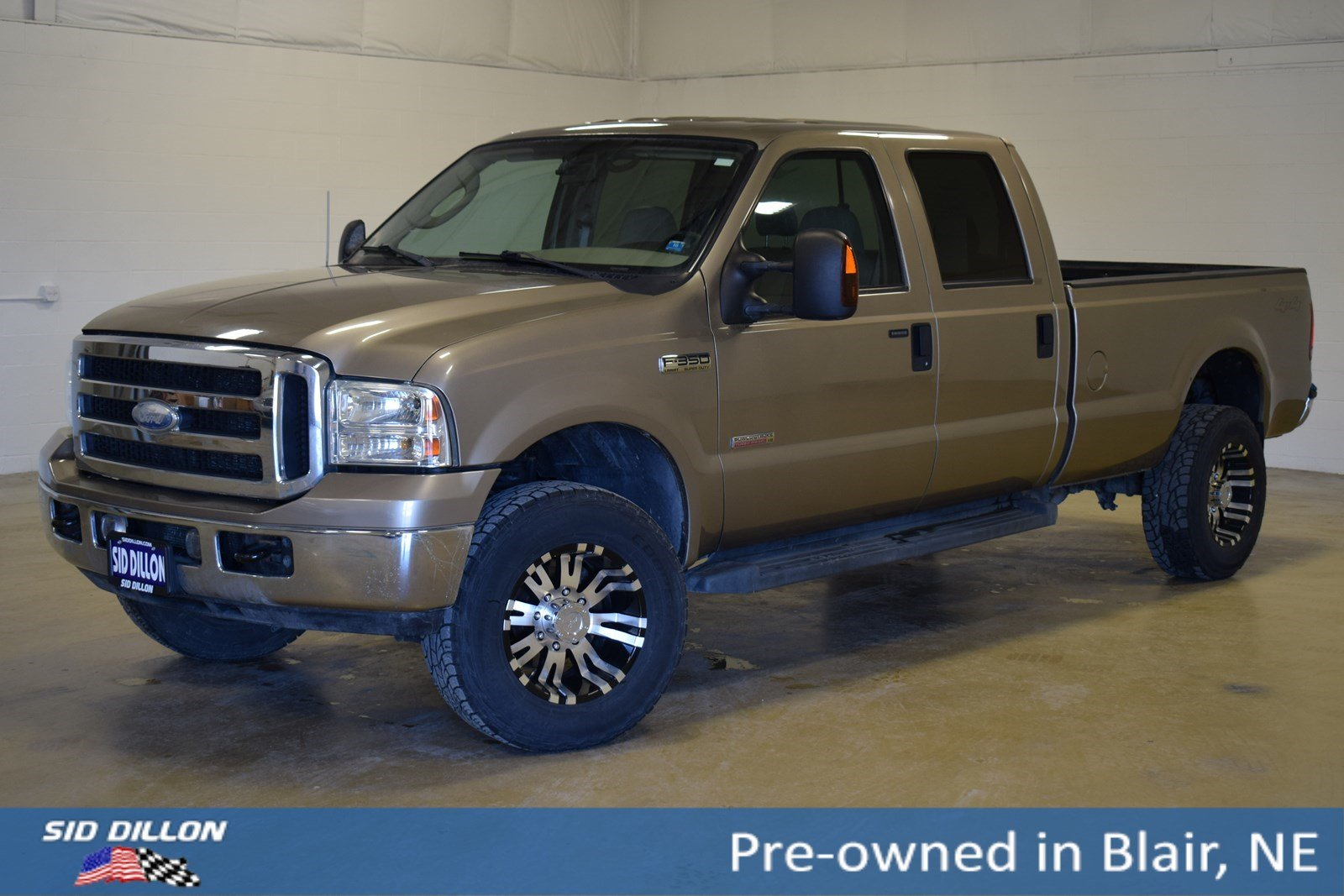 Pre-Owned 2006 Ford F-350 Lariat