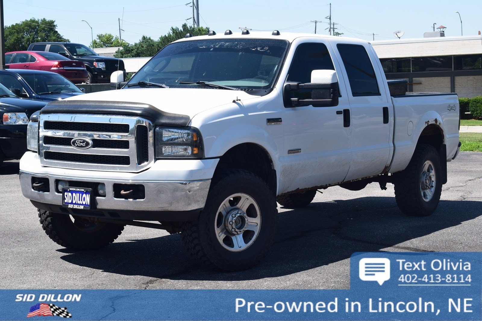 Pre-Owned 2005 Ford F-350 Lariat