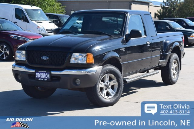 Pre-Owned 2002 Ford Ranger Edge