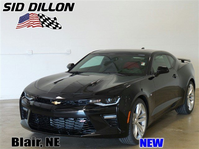 new 2017 chevrolet camaro ss 2 door coupe in blair 317073 sid dillon auto group. Black Bedroom Furniture Sets. Home Design Ideas