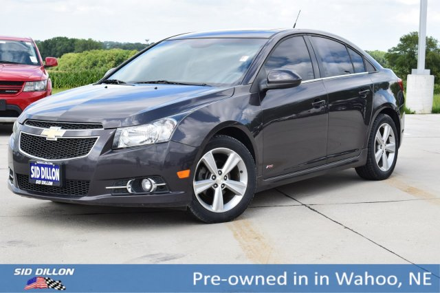Pre-Owned 2014 Chevrolet Cruze 2LT FWD 4 Door Sedan