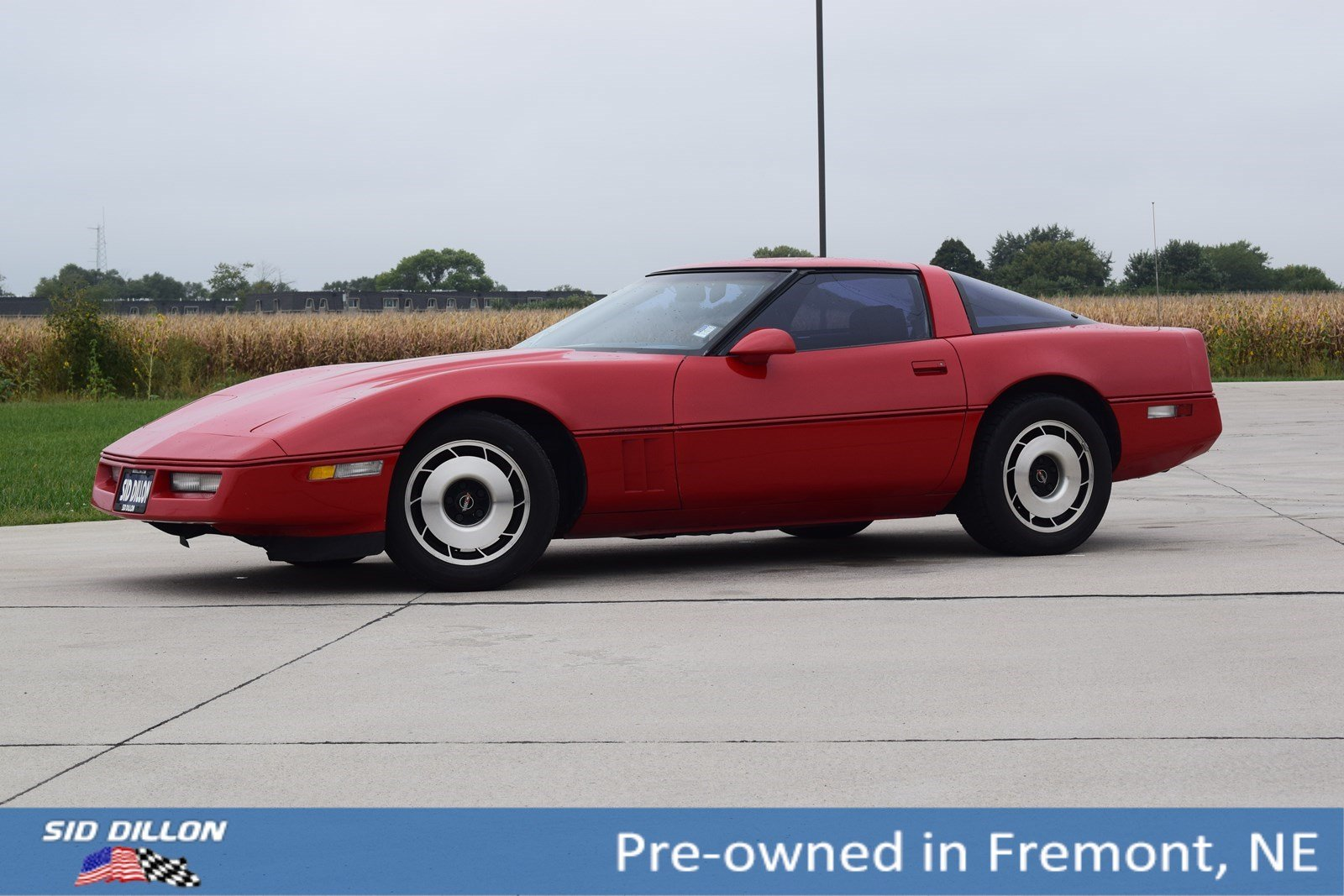 Pre-Owned 1985 Chevrolet Corvette BASE