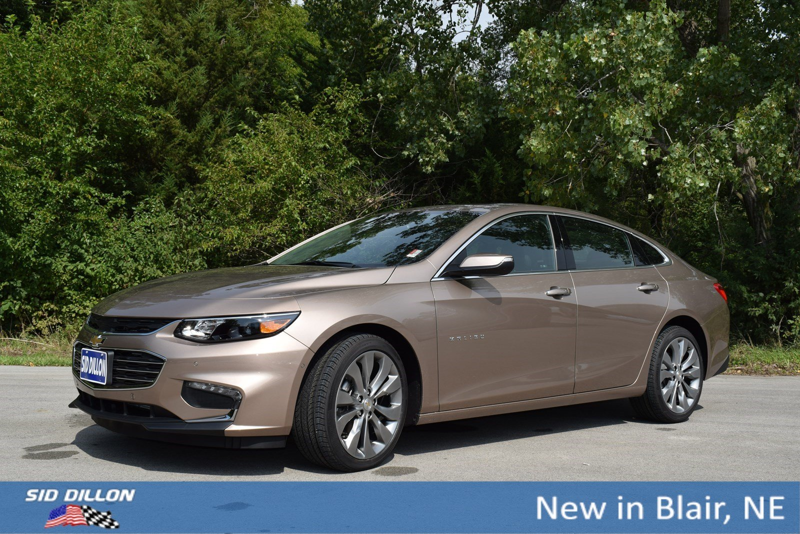 New 2018 Chevrolet Malibu Premier 4 Door Sedan In Blair