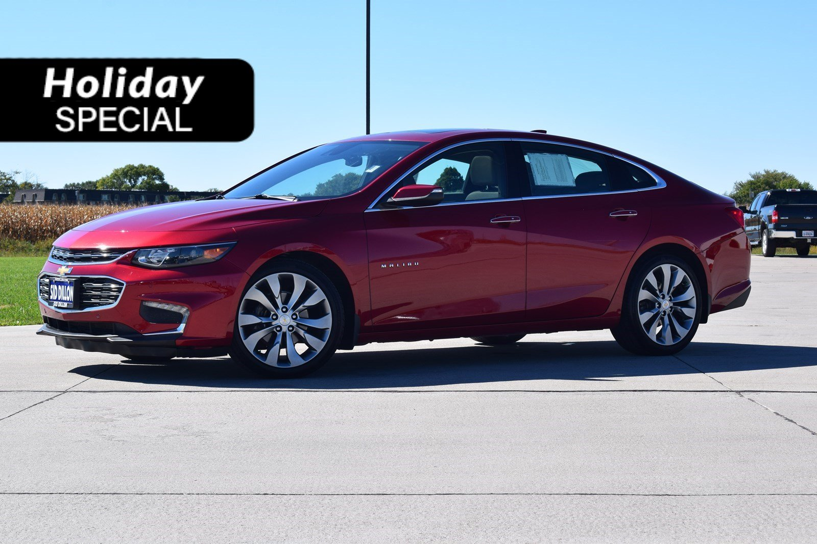 Certified Pre Owned 2016 Chevrolet Malibu Premier
