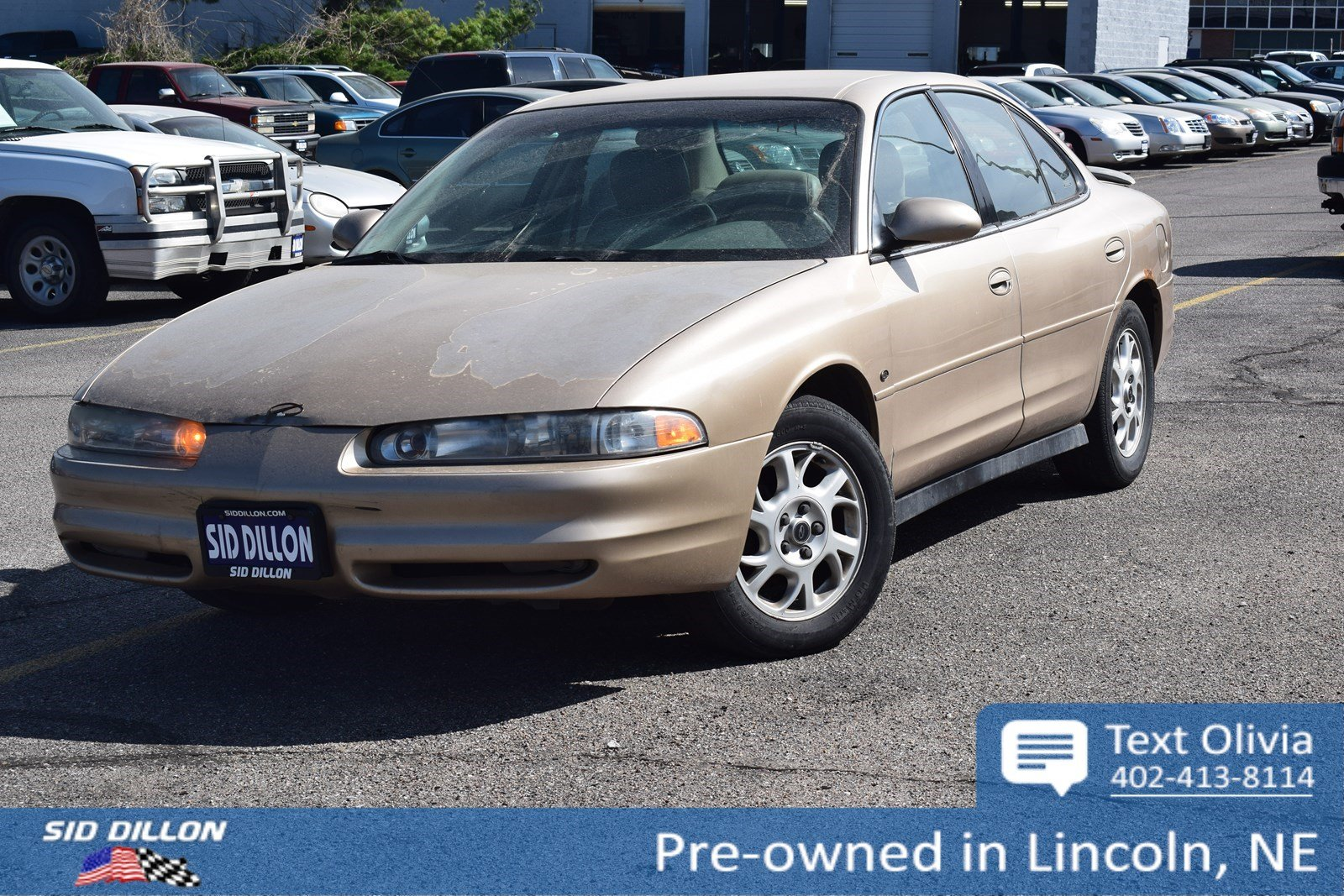 Pre-Owned 2001 Oldsmobile Intrigue GL