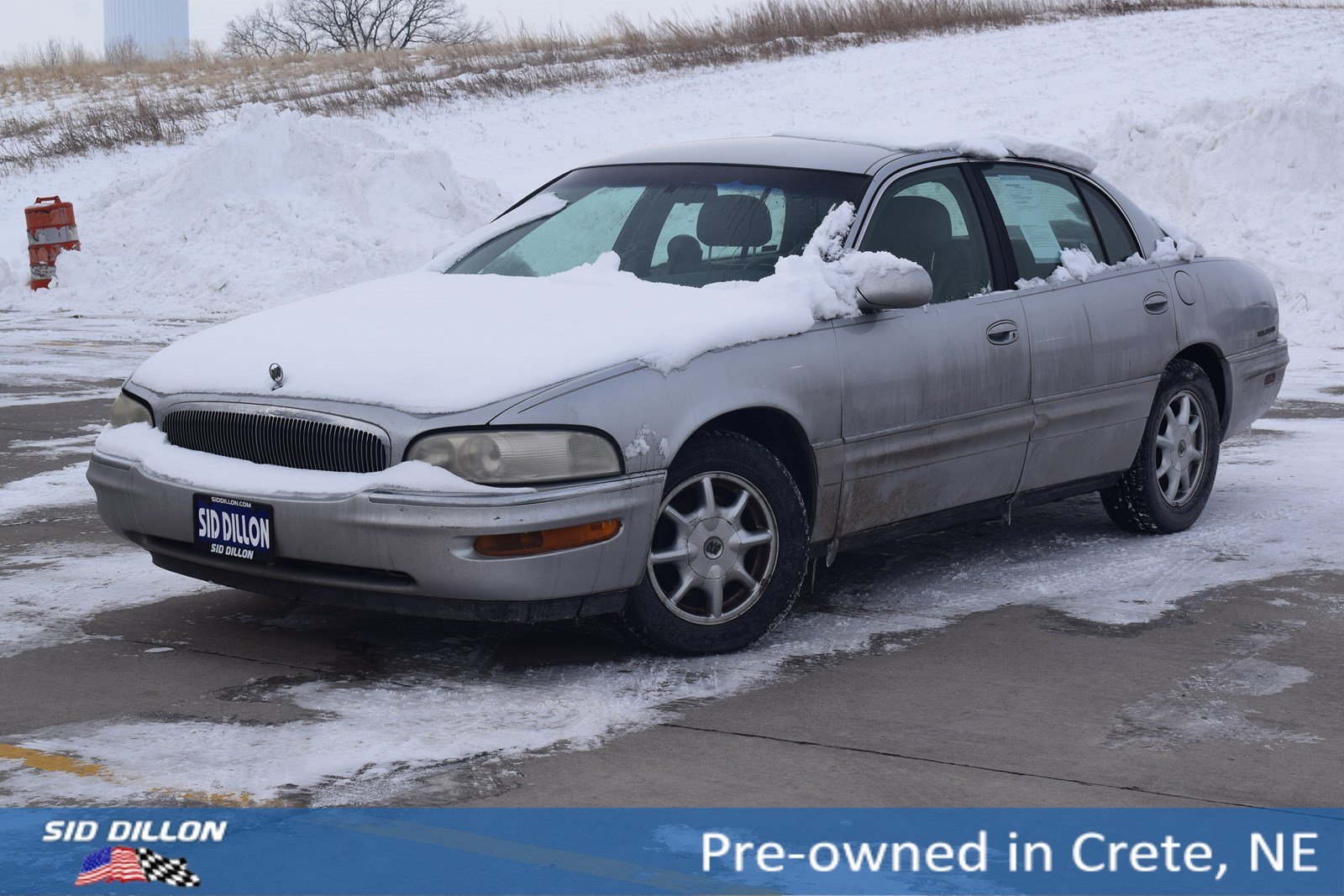 Pre-Owned 2003 Buick Park Avenue 4DR SDN