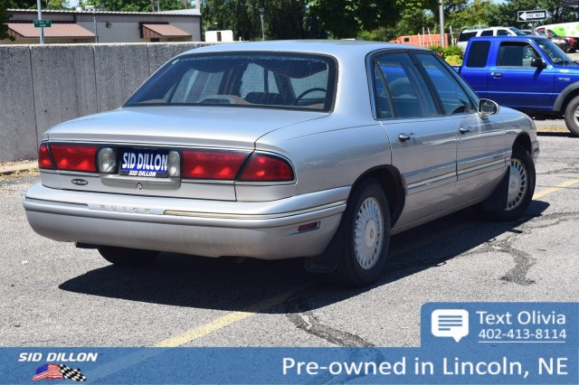 Pre-Owned 1998 Buick LeSabre Limited FWD 4 Door Sedan