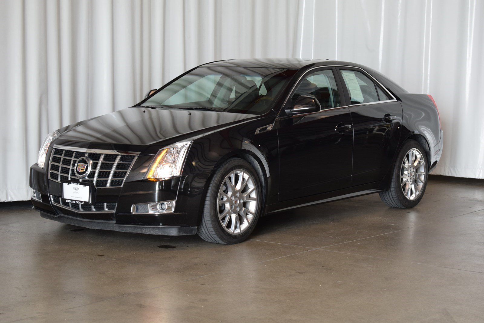 Pre Owned 2013 Cadillac Cts Premium 4 Door Sedan In Fremont 2u15738 1989 Subaru Gl Fuel Filter Location