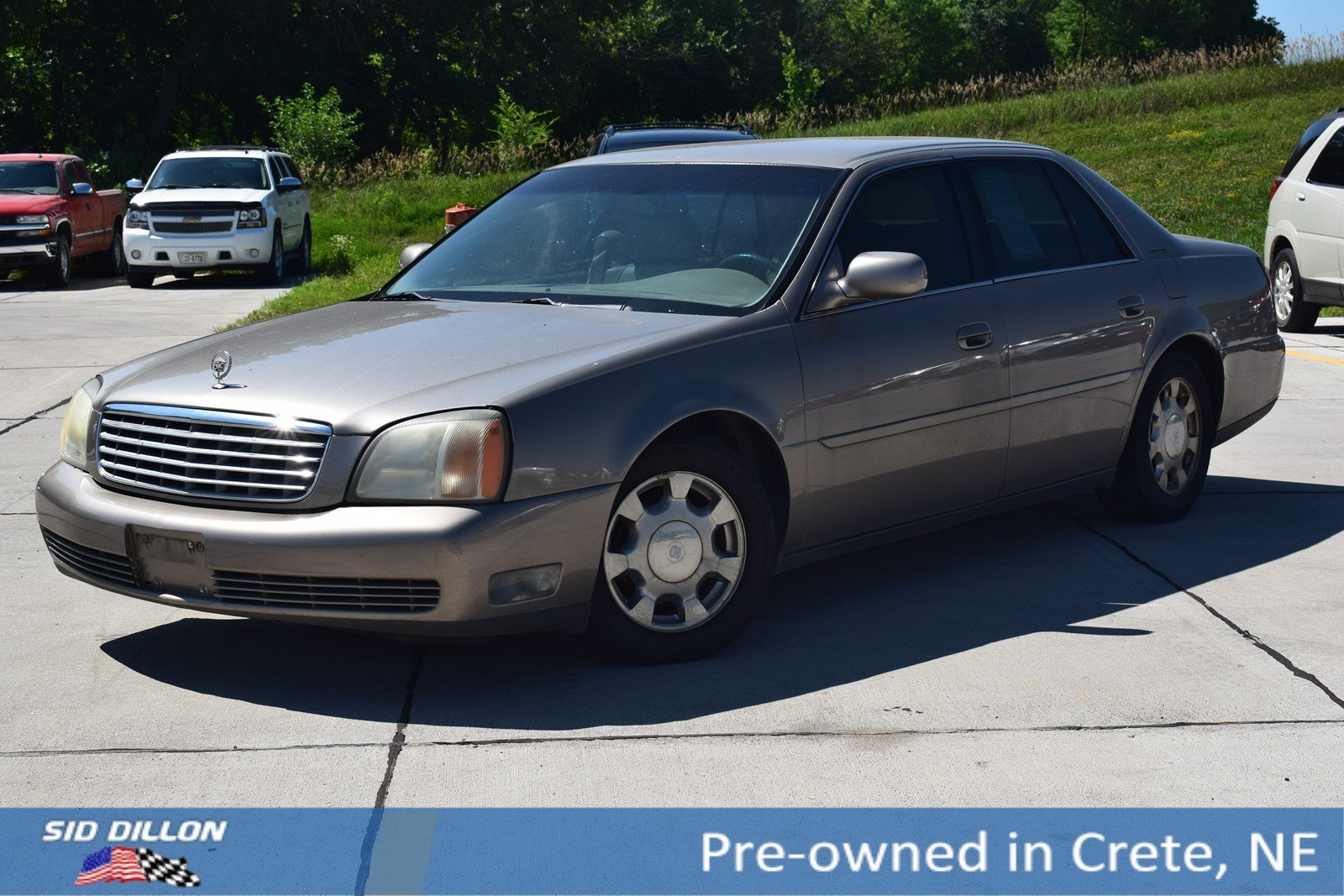 Pre-Owned 2001 Cadillac DeVille : cadillac deville doors - pezcame.com