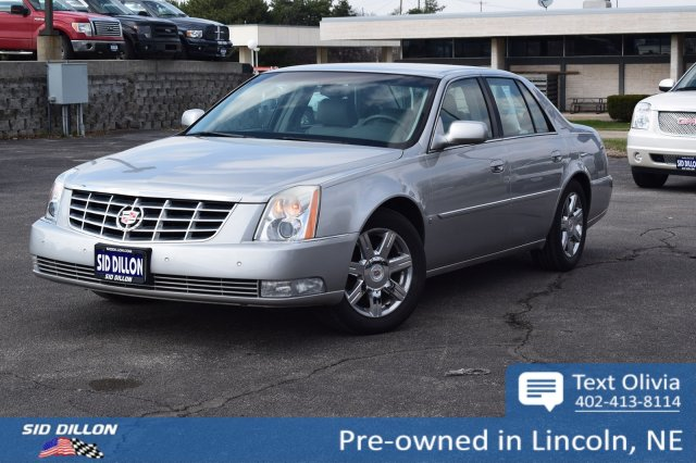 Pre-Owned 2007 Cadillac DTS Luxury I FWD 4 Door Sedan