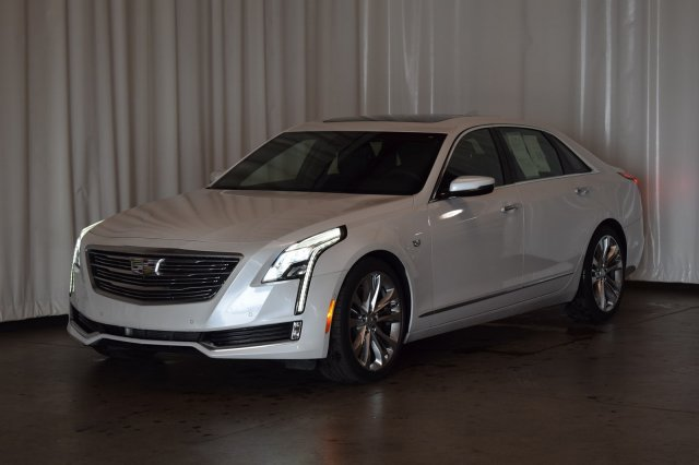 Certified Pre-Owned 2016 Cadillac CT6 Platinum AWD