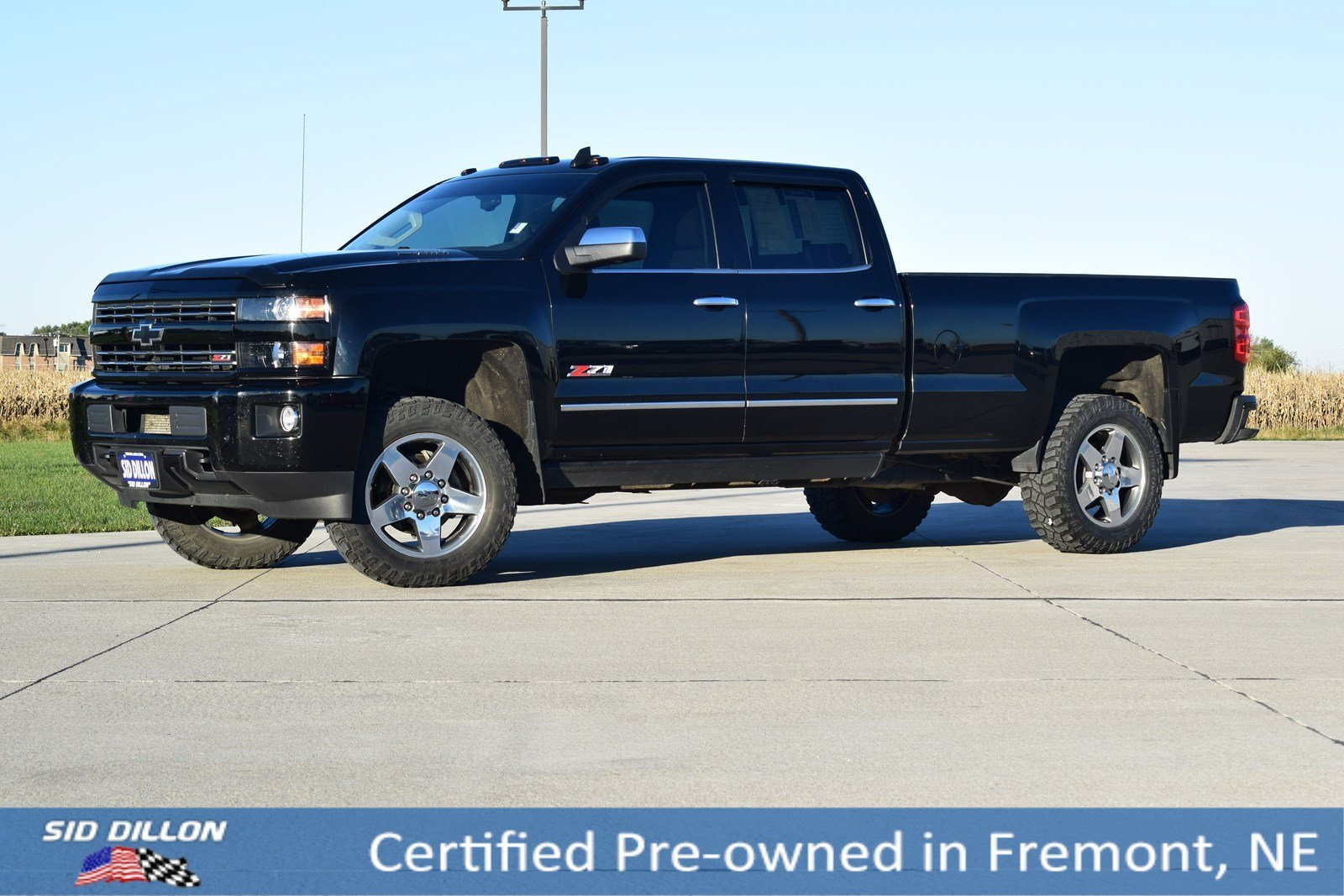 Certified Pre Owned 2015 Chevrolet Silverado 2500hd Ltz Crew Cab In