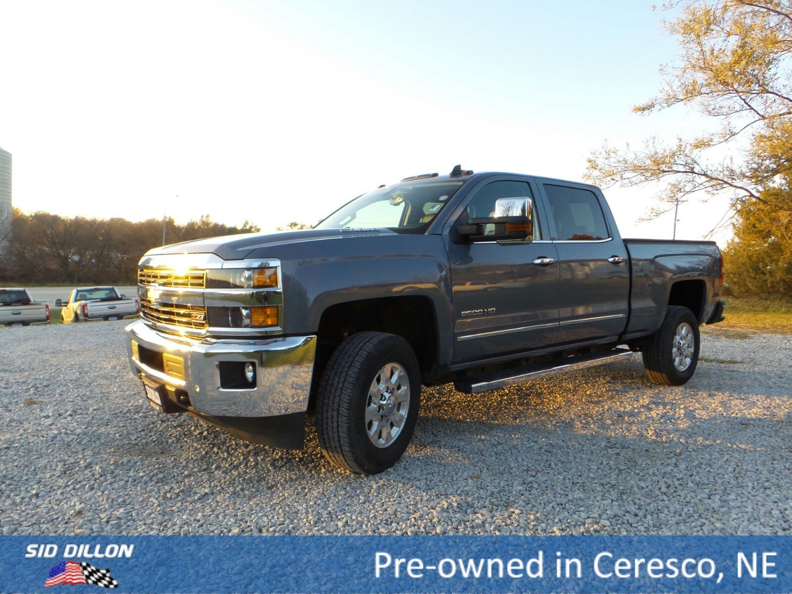 Pre-Owned 2016 Chevrolet Silverado 2500HD LTZ