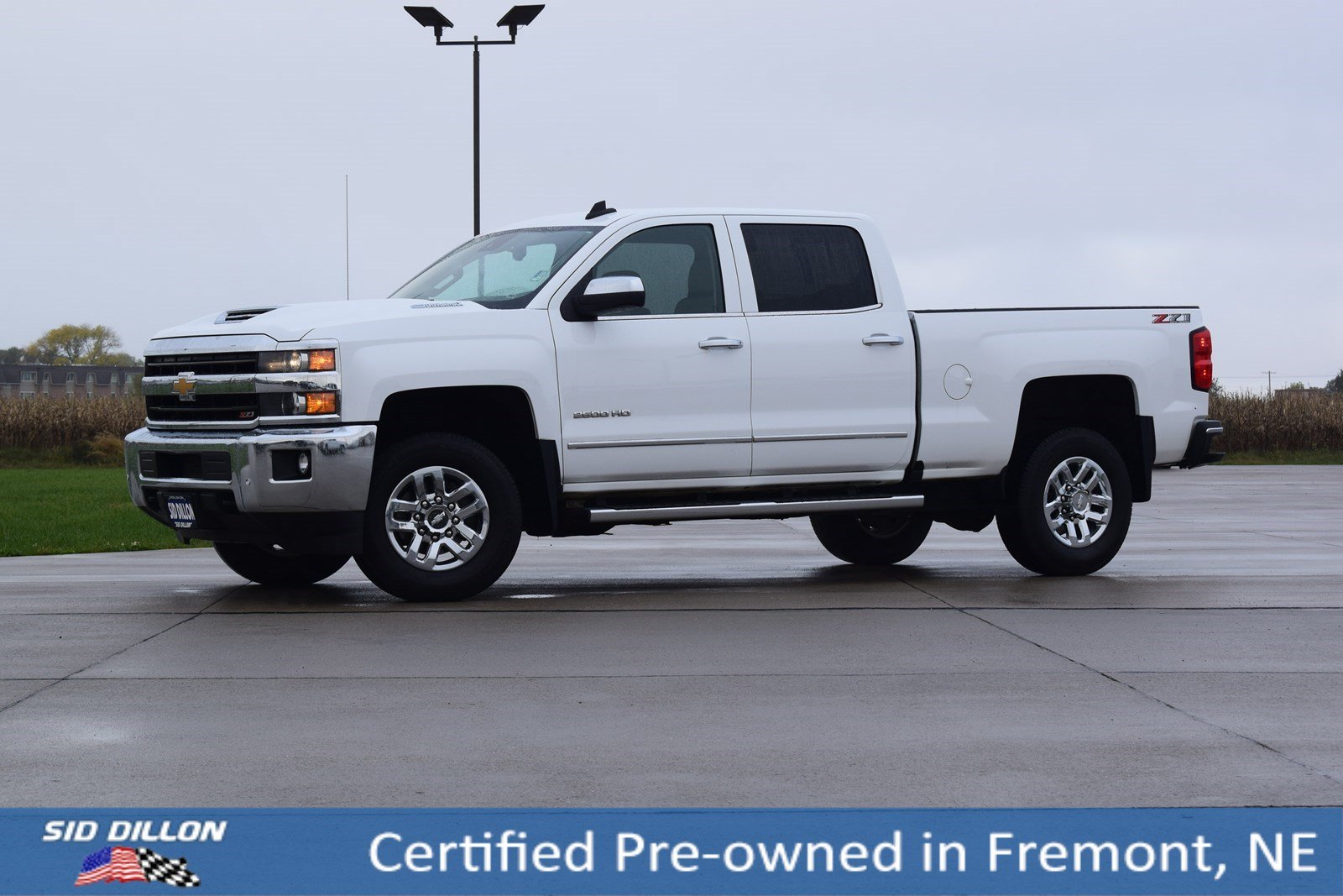Certified Pre Owned 2018 Chevrolet Silverado 2500hd Ltz Crew Cab In 2003 Chevy Trailblazer Airbag Seat Wiring