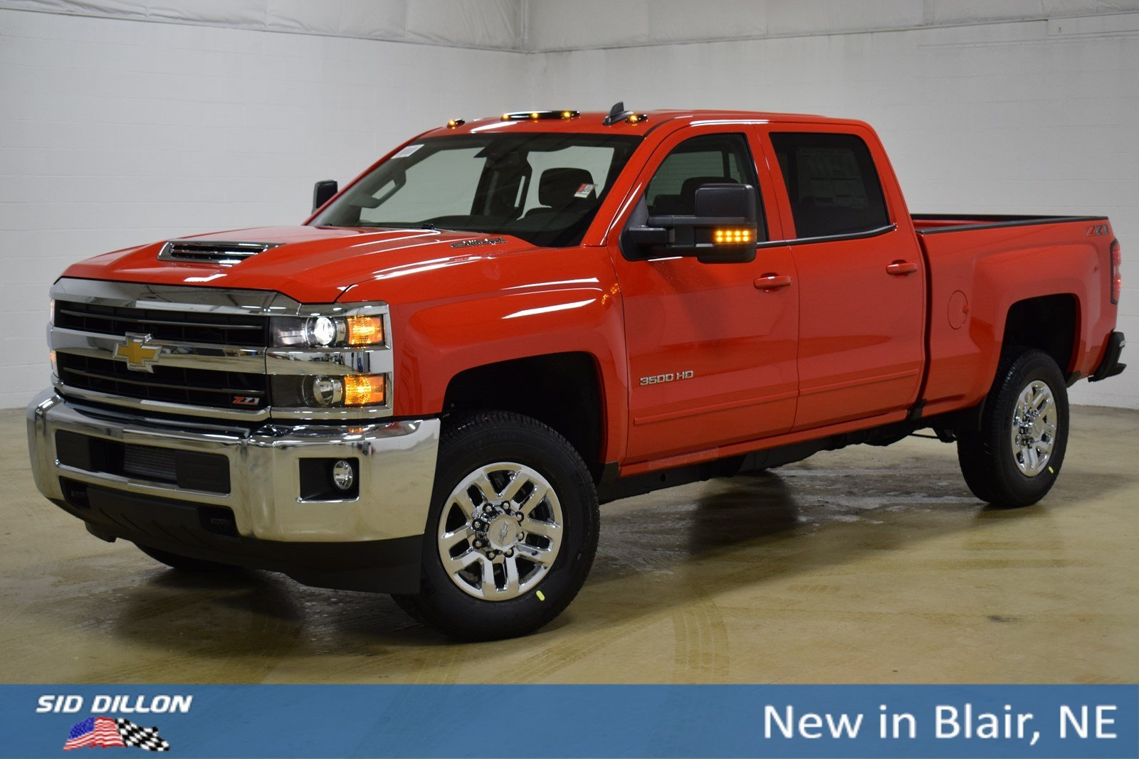 New 2019 Chevrolet Silverado 3500HD LT